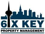 logo 6ix key property management